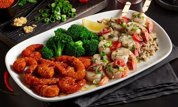 Endless Shrimp® is back at Red Lobster®