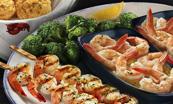 Red Lobster® Introduces Early-Dining Specials