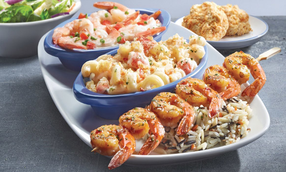 Red Lobster® Invites Guests To Customize Their Plates During Create Your Own Seafood Trio® Event