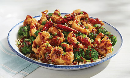Red Lobster® Introduces New Menu Featuring Tasting Plates and Globally-Inspired Entrees