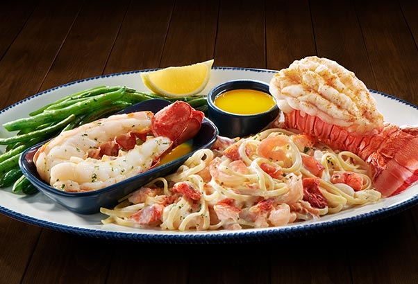 Now Serving | Red Lobster Seafood Restaurants