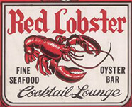 Logo Evolution | Red Lobster Seafood Restaurants