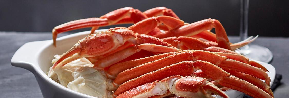 Lighthouse Snow Crab Legs