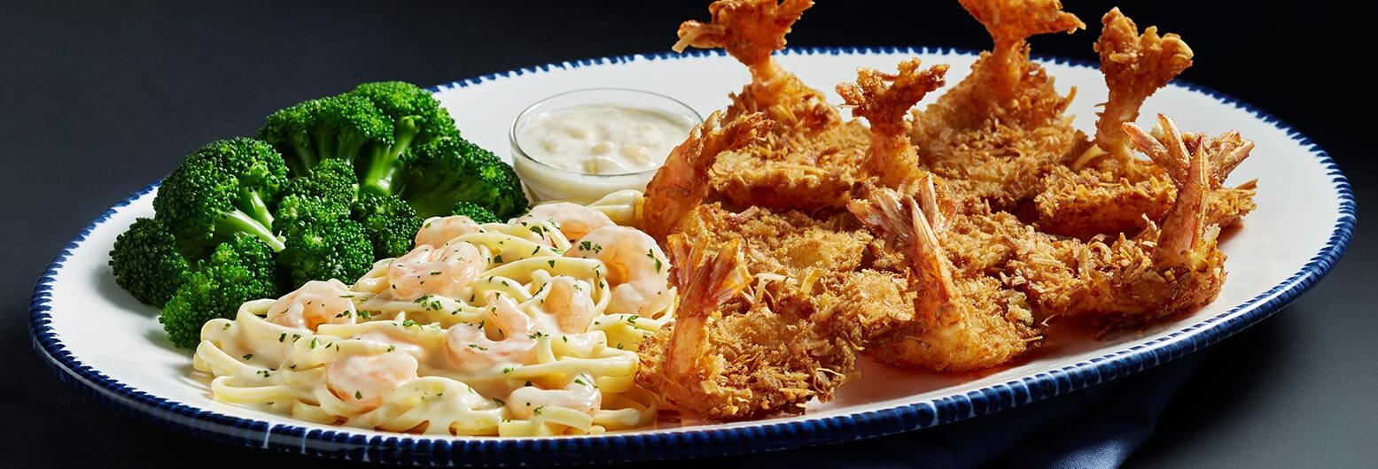 Create Your Own Combination   Red Lobster Seafood Restaurants