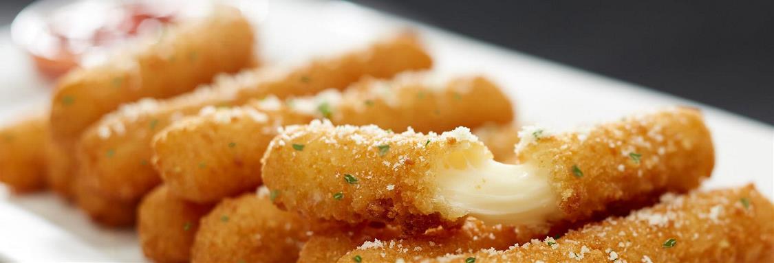 Mozzarella Cheesesticks