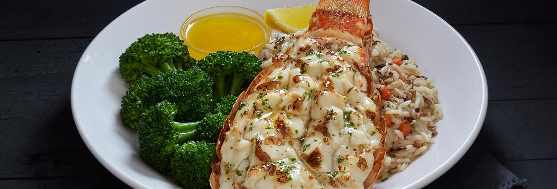 Lighthouse Rock Lobster Tail