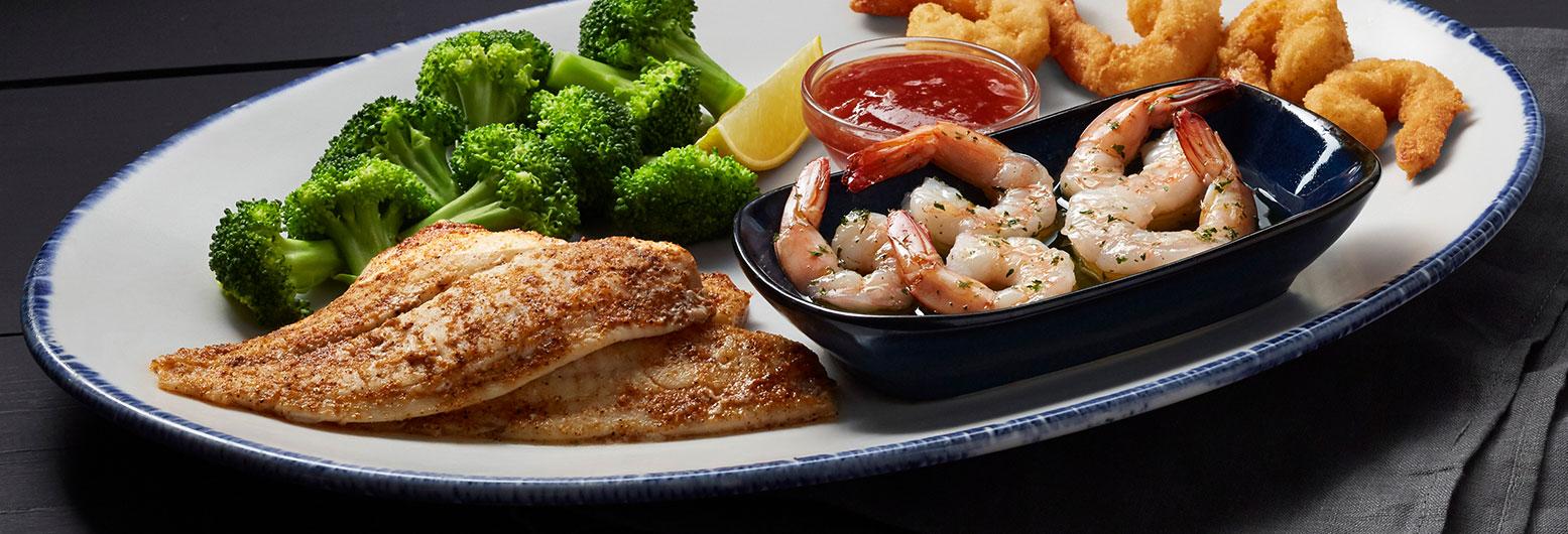Sailor's Platter | Red Lobster Seafood Restaurants