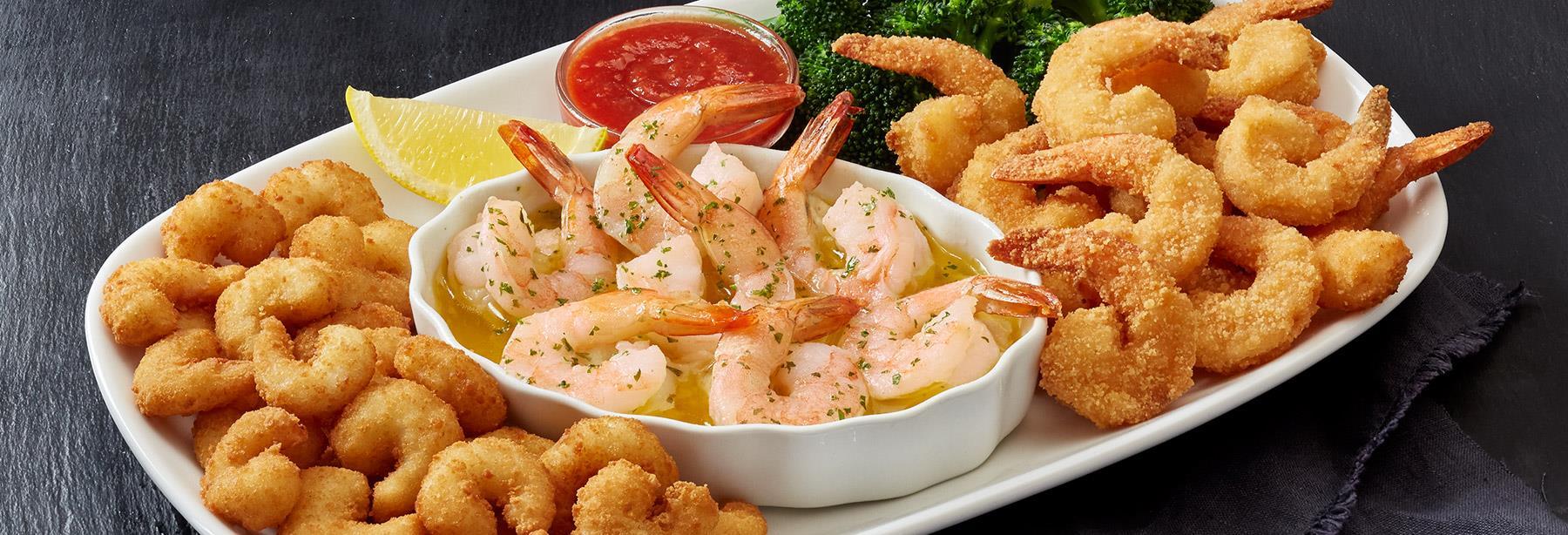 Shrimp Your Way | Red Lobster Seafood Restaurants