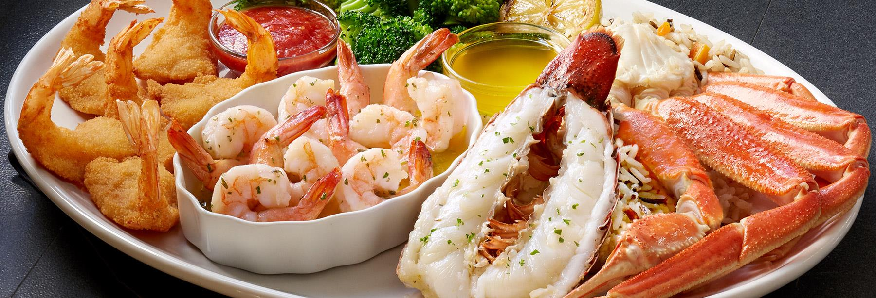 Ultimate Feast® | Red Lobster Seafood Restaurants