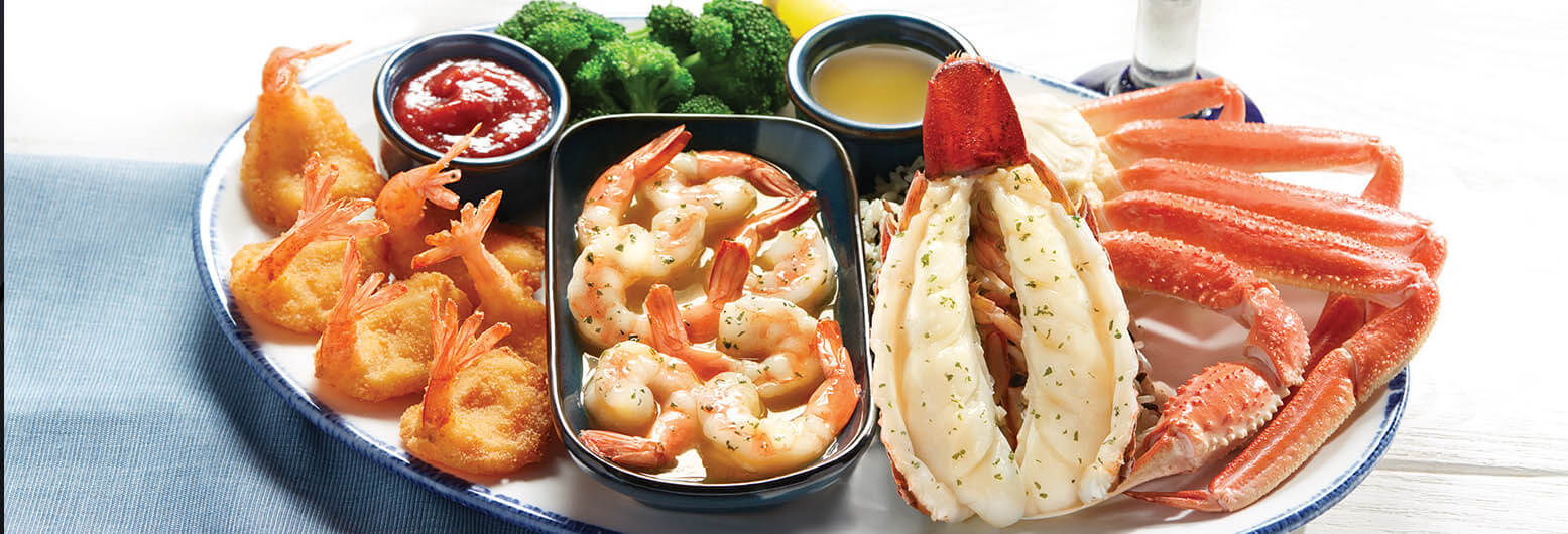 Ultimate Feast® | Red Lobster Seafood Restaurants