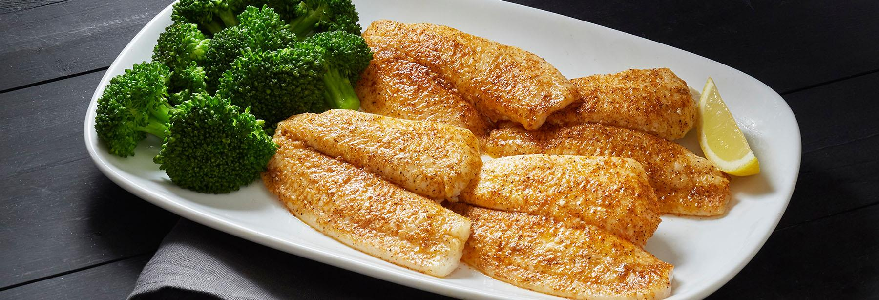 Lighthouse Wild-Caught Flounder | Red Lobster Seafood ...
