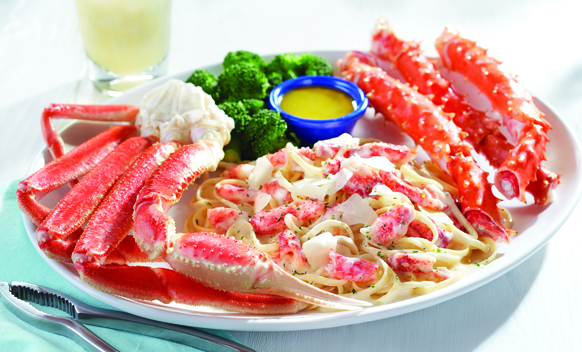 Crabfest® Is Back At Red Lobster®
