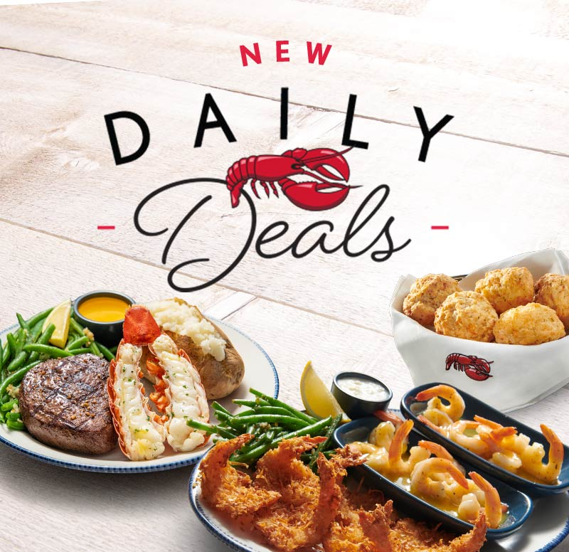 New Daily Deals