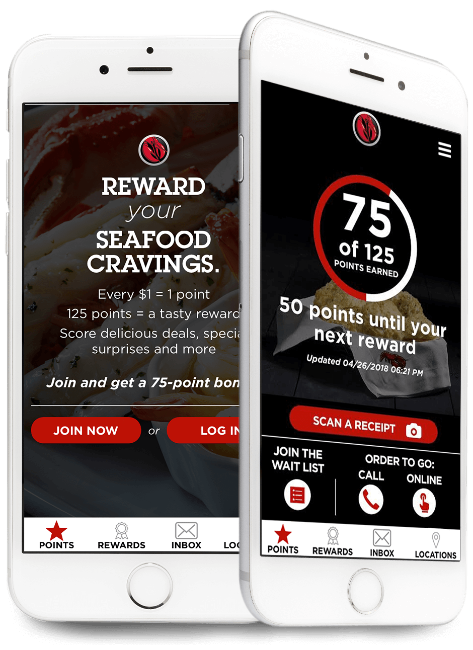 Rewards | Red Lobster Seafood Restaurants