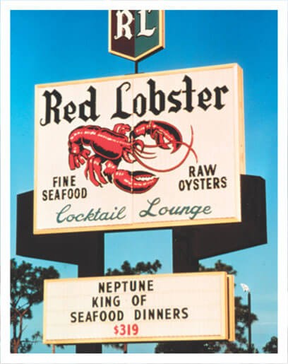 Seafood With Standards Red Lobster Seafood Restaurants