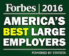 Forbes 2016. America's Best Large Employers